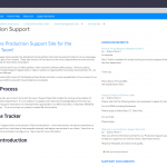 Pt. 2 - After migrations were completed we needed to move into supporting the products we were now offering.  I organized, created, and documented the entire Service Desk Process for our team and managed the production support queues and metrics.